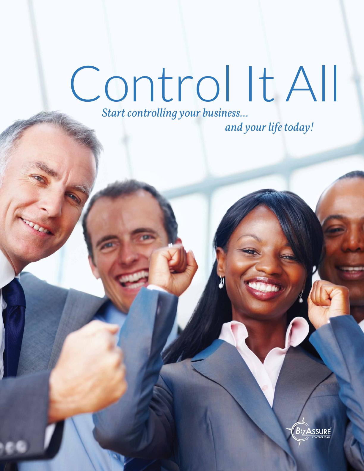 BizAssure - Control It All