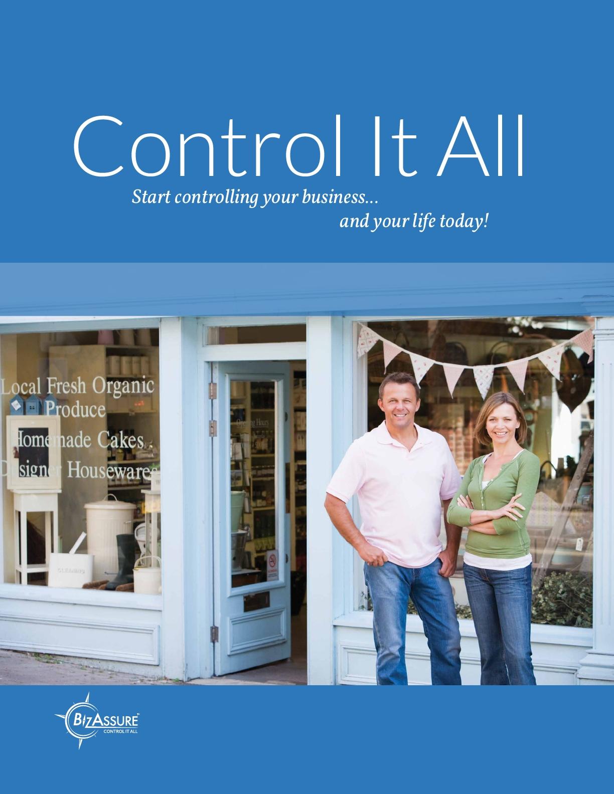 BizAssure - Small Business - Control It All