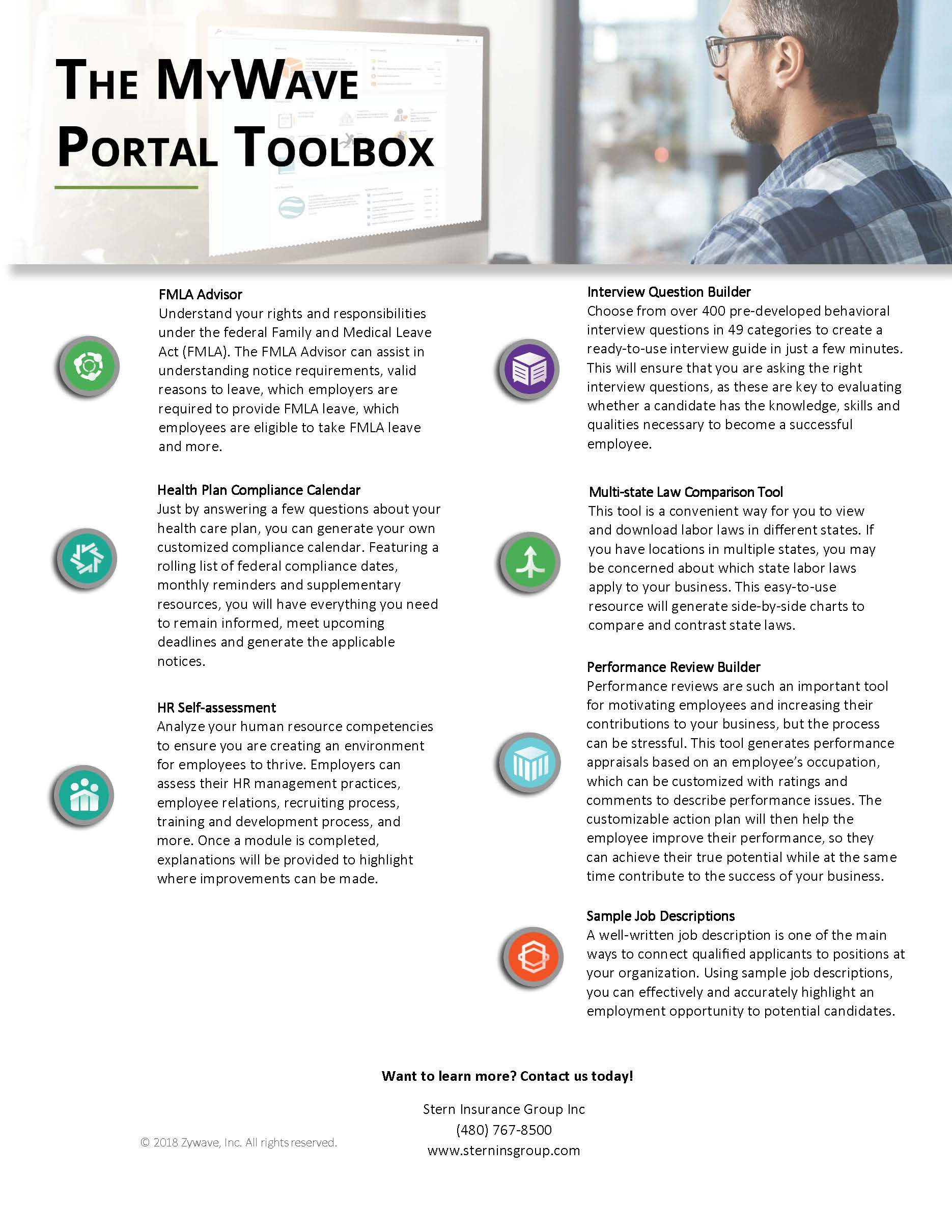 MyWave Portal Toolbox – Stern Insurance Group
